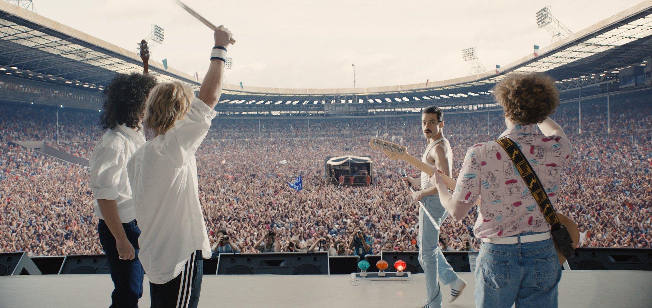 Bohemian Rhapsody, su Sky Cinema il biopic che racconta Freddie Mercury
