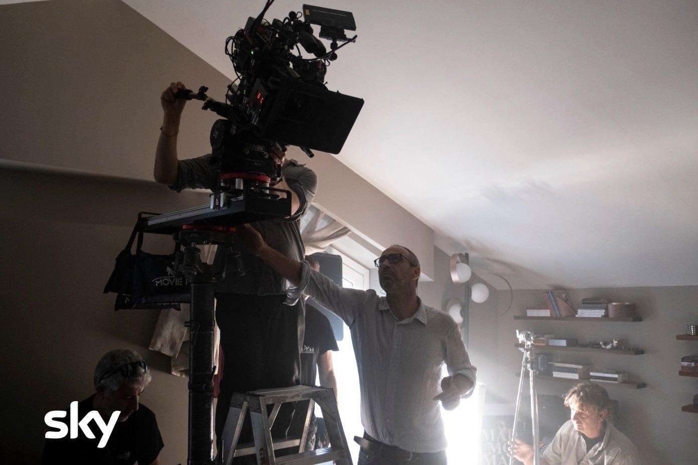 Al via le riprese di Anna, la nuova serie Sky Original di Niccolò Ammaniti