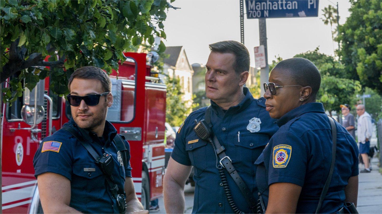 Tornano su FoxLife (Sky, 114) i nuovi episodi di 9-1-1 e The Resident
