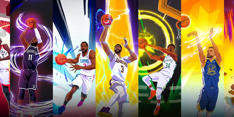 Sky Sport NBA - Si parte con la Regular Season del grande basket americano