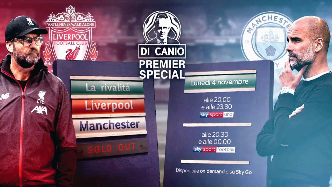 Di Canio Premier Special, su Sky Sport il racconto del calcio inglese