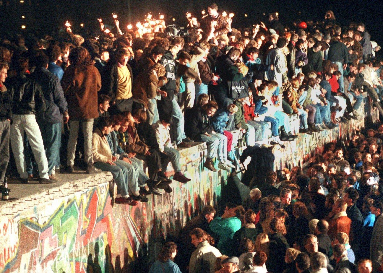30 anni dalla caduta del Muro a Berlino, speciali e documentari Rai, Mediaset e Sky.