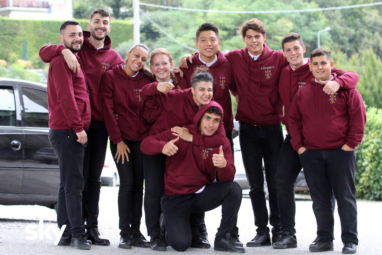 Antonino Chef Academy, su Sky e NOW TV la sfida tra dieci giovanissimi chef
