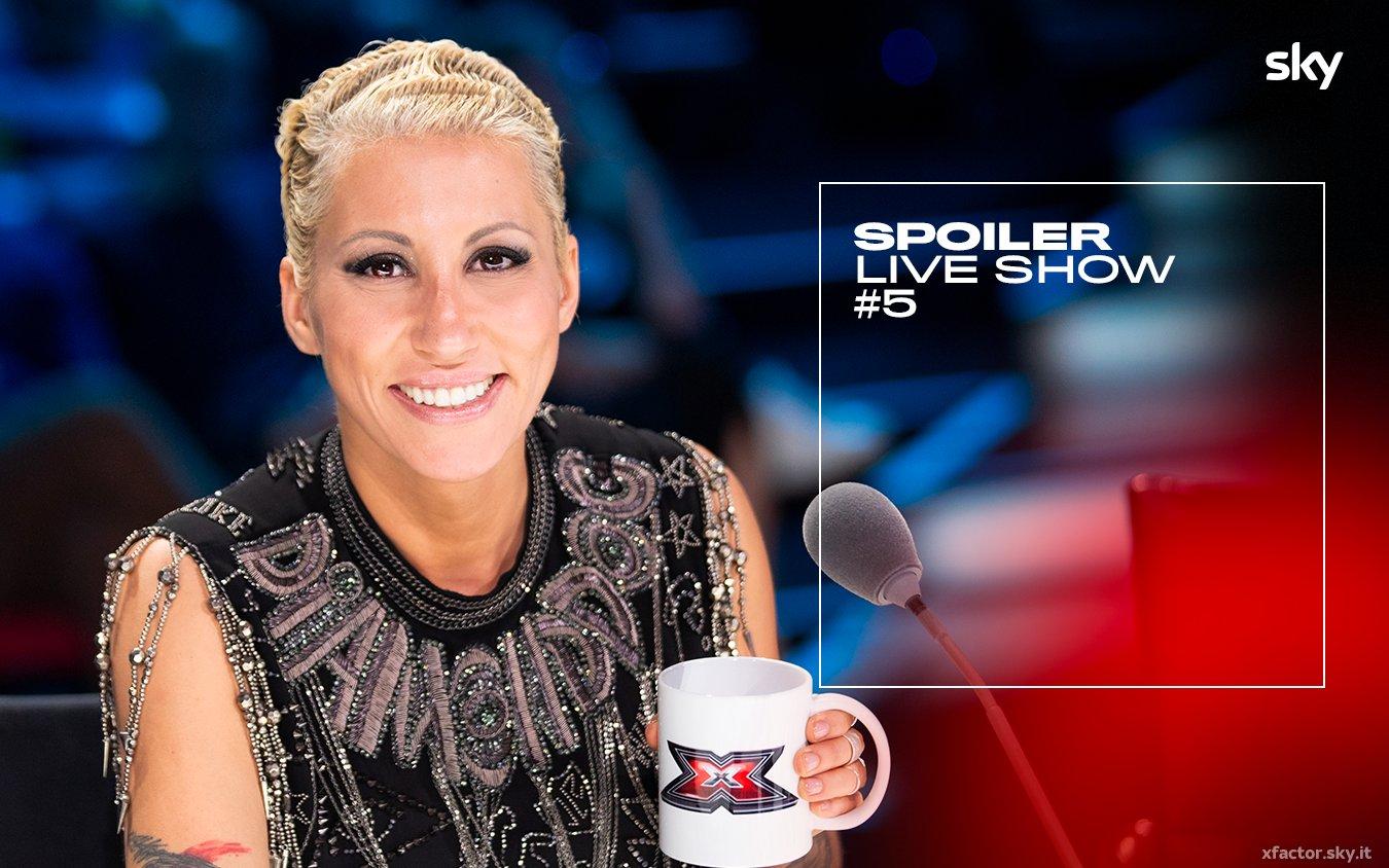 #XF13 - La serata degli inediti in diretta su Sky Uno e NOW TV