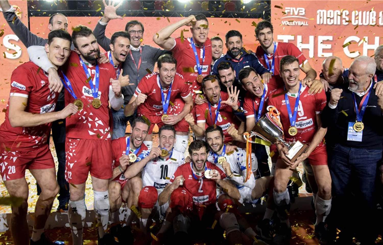 Volley, su Sky Sport il Mondiale per Club 2019 maschile e femminile