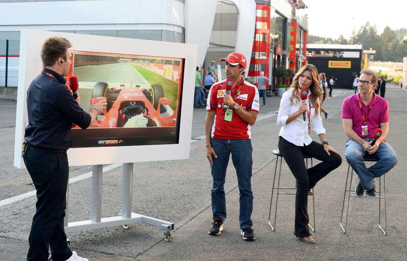 Stagione di grande crescita per la Formula 1 su Sky Sport