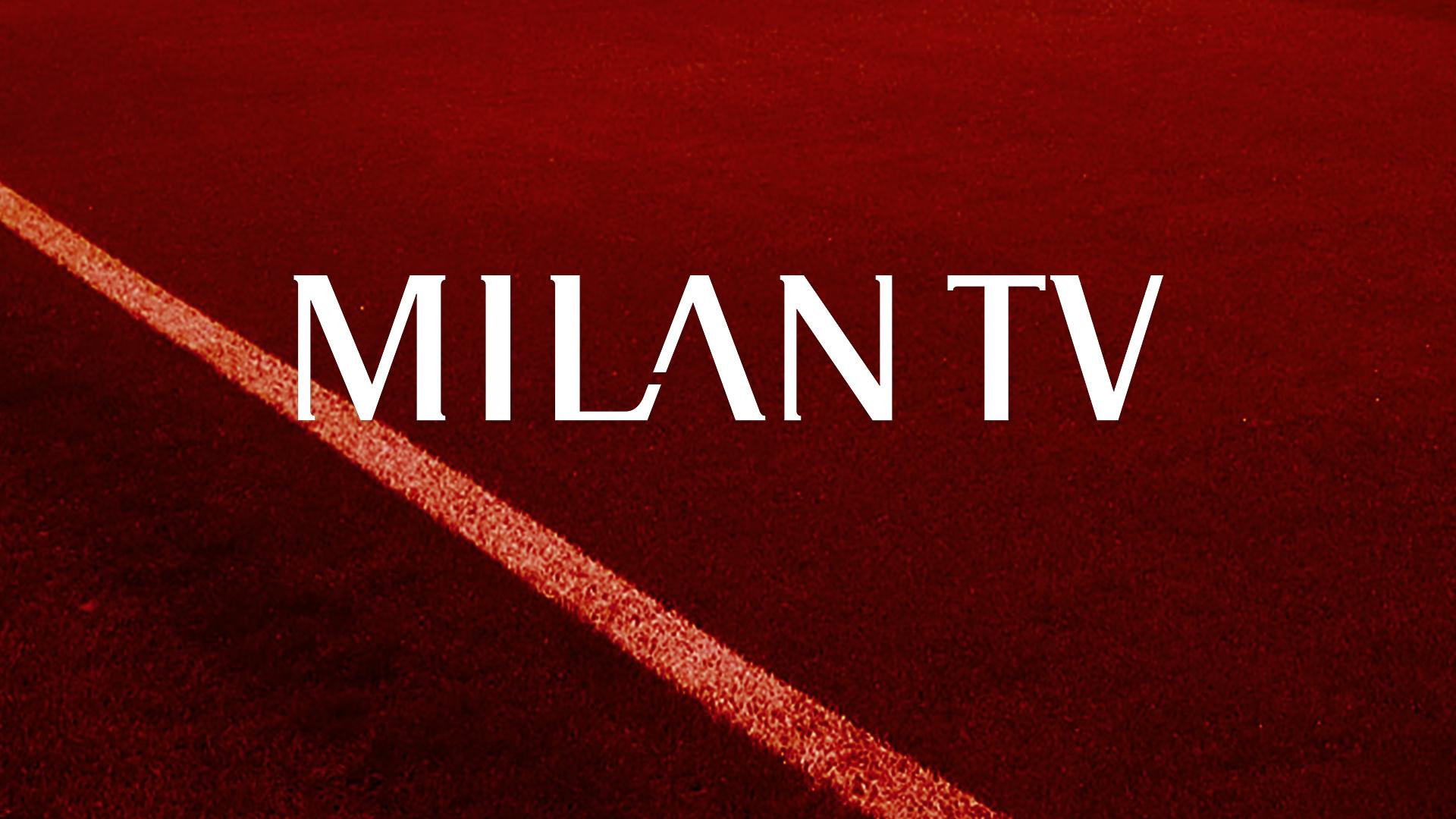 Da questo weekend Milan TV andrà live su DAZN