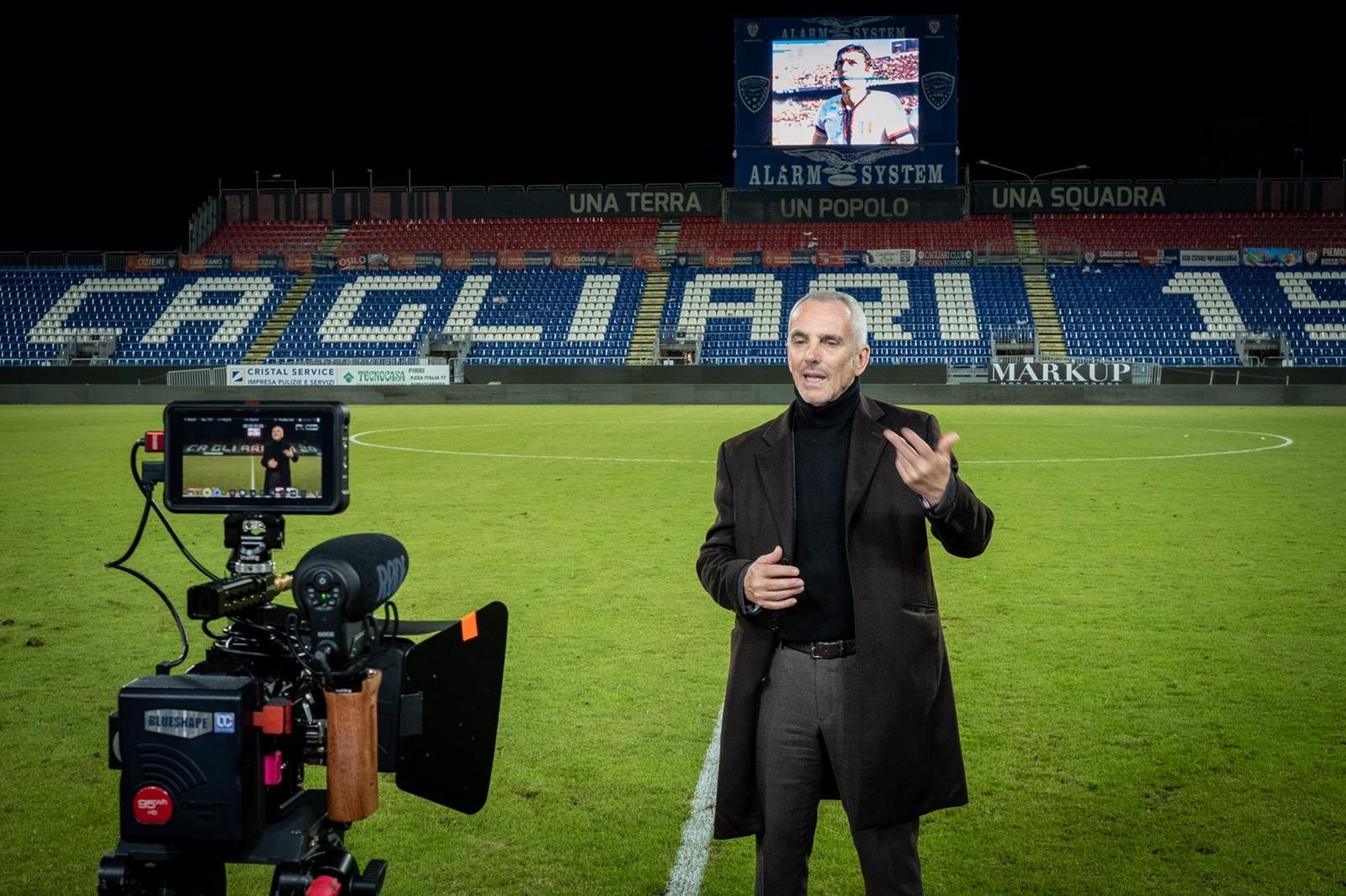 #SkyBuffaRacconta Gigi Riva, su Sky Sport la storia di un mito intramontabile