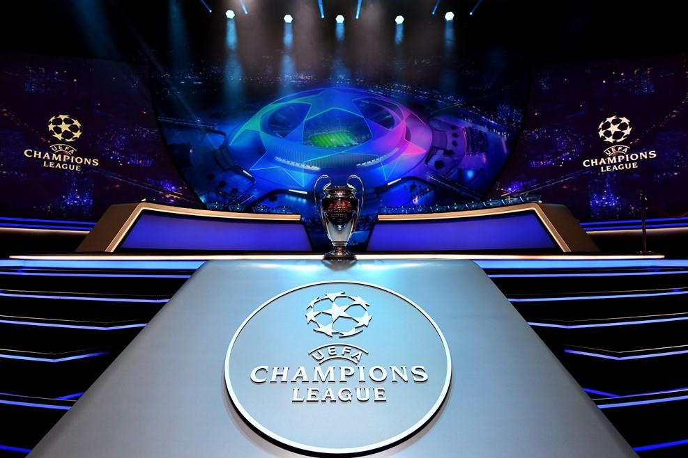 Sorteggio Ottavi Champions E 16esimi Europa League Diretta Sky Eurosport C E 20 Digital