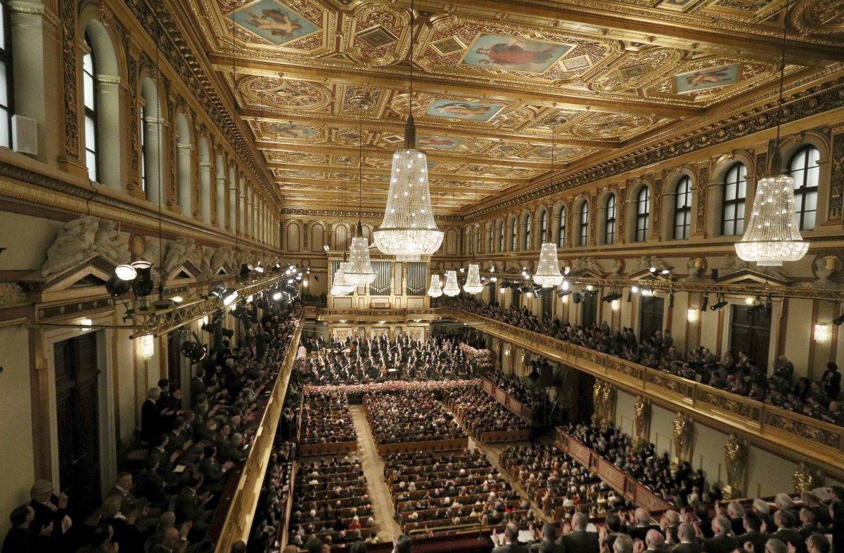 Concerti di Venezia e Vienna, Capodanno 2020 in musica sulla Rai (anche in HD)