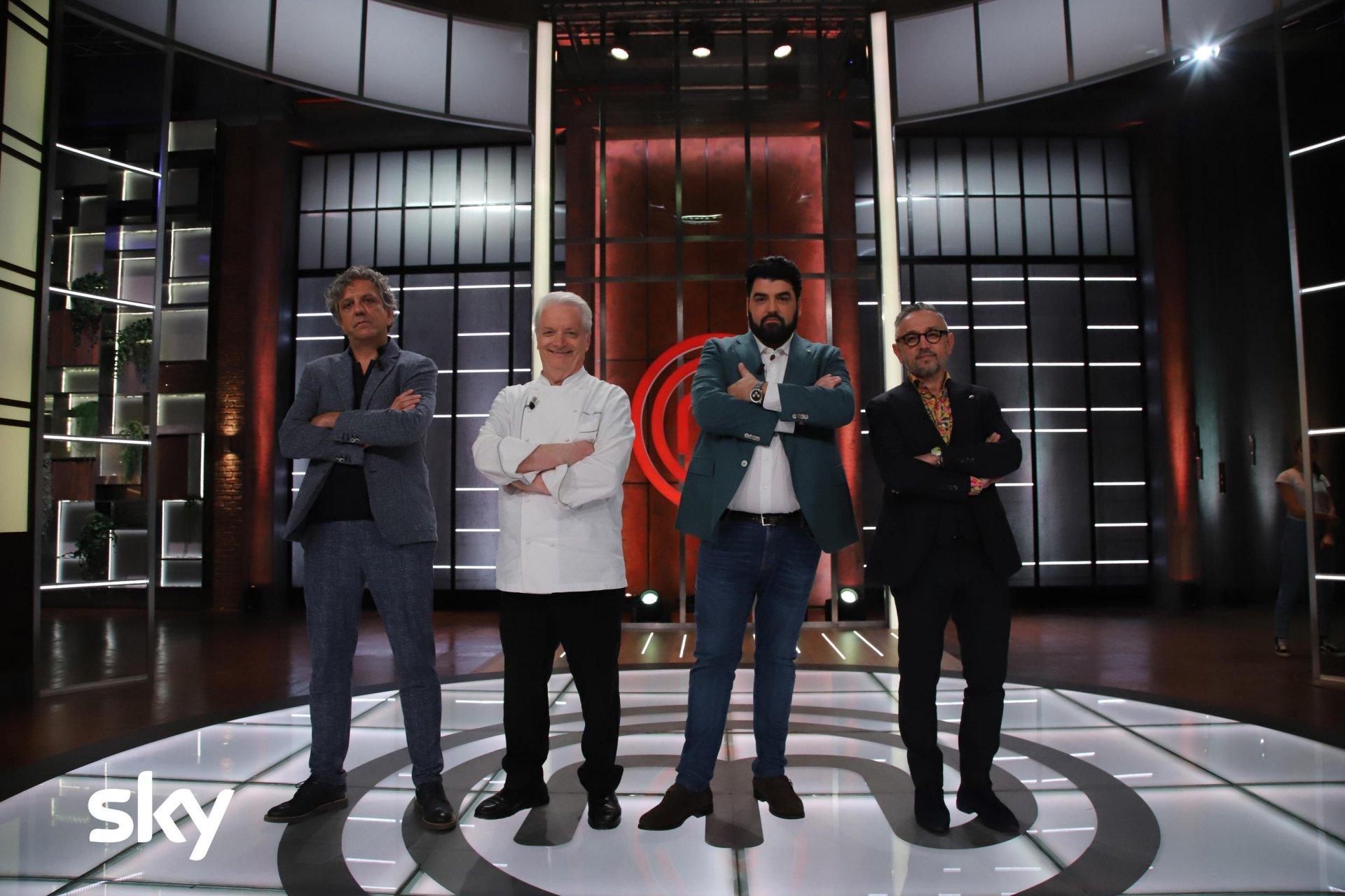 MasterChef Italia, al via la gara ufficiale stasera su Sky Uno / NOW TV