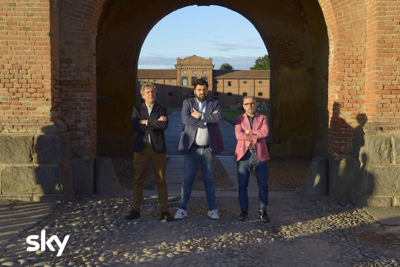 MasterChef Italia, prima prova esterna stasera su Sky Uno e NOW TV