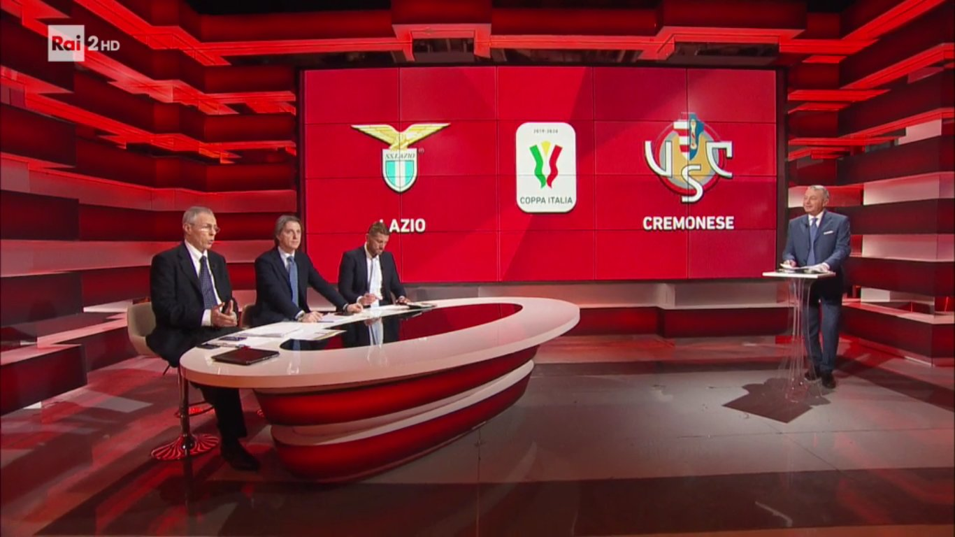 Cdr Rai Sport: «Troppi attacchi su orari e format della Coppa Italia»