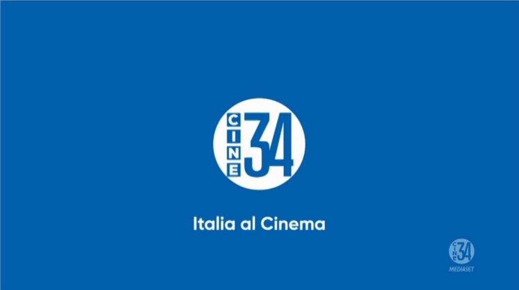 Debutta «Cine34», la nuova rete tematica Mediaset dedicata al cinema italiano