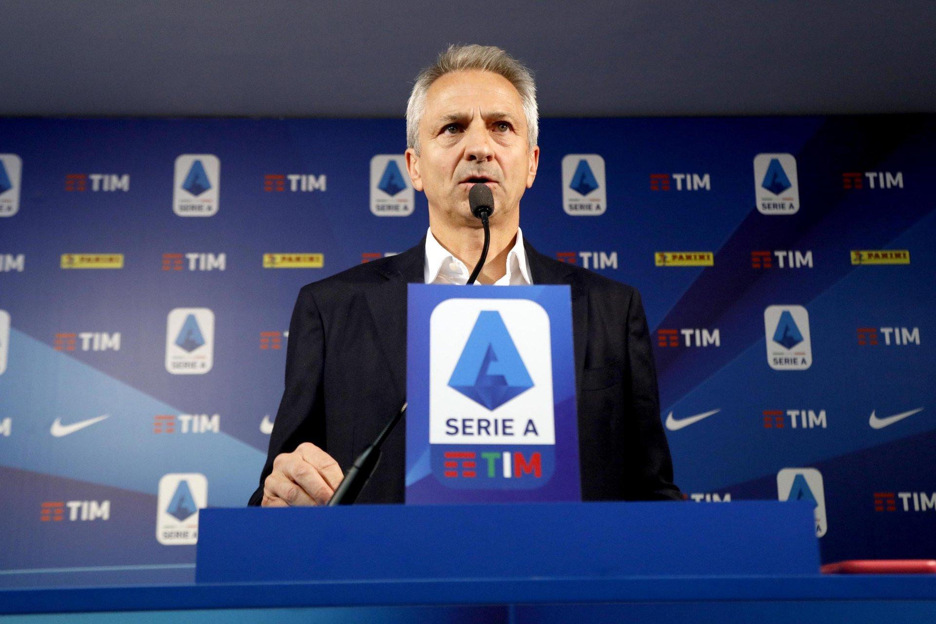 Serie A, Dal Pino: «Diritti tv in 6 mesi. Dialogo con Sky, Dazn, Mediapro e OTT»