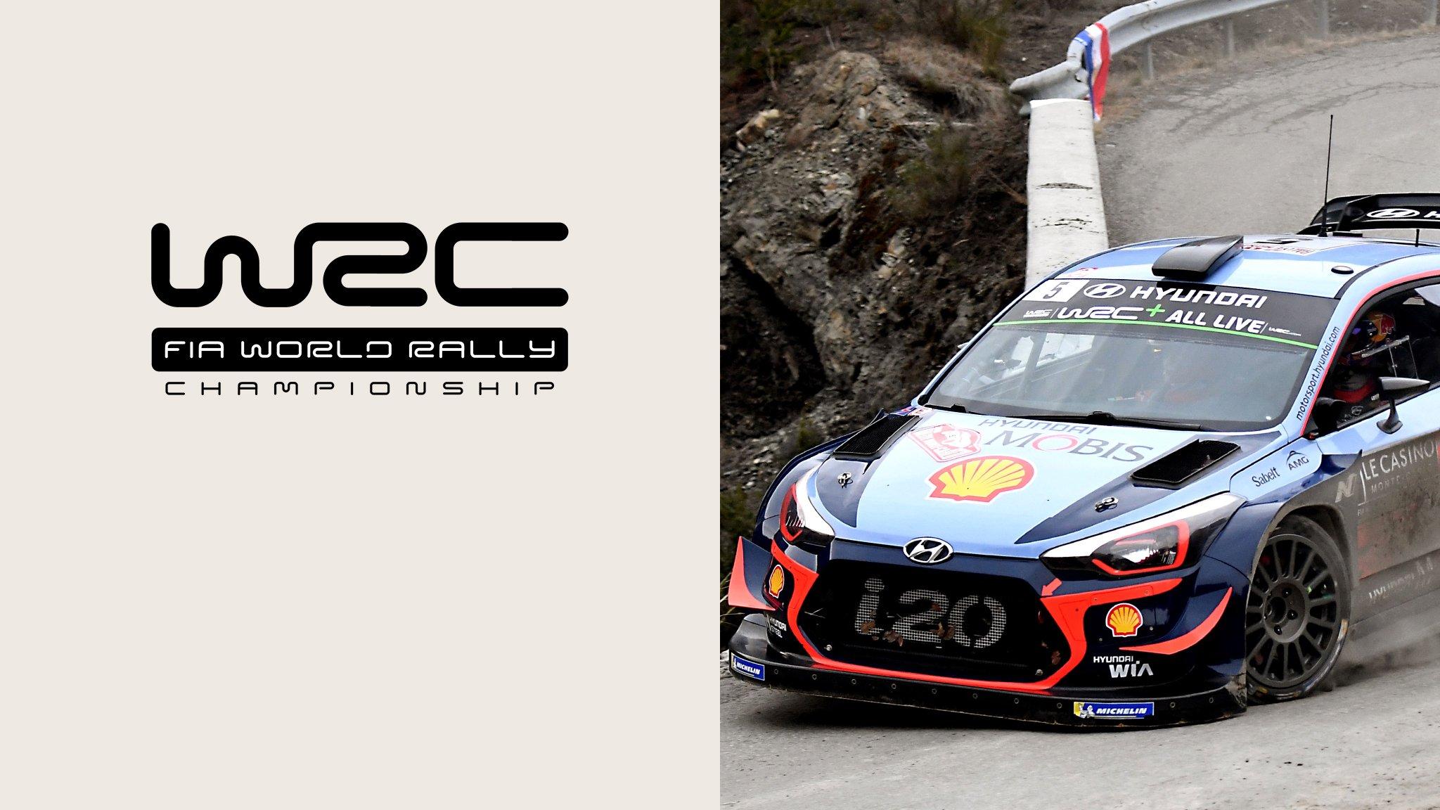 Rombo di motori su DAZN: al via il Campionato del Mondo Rally 2020