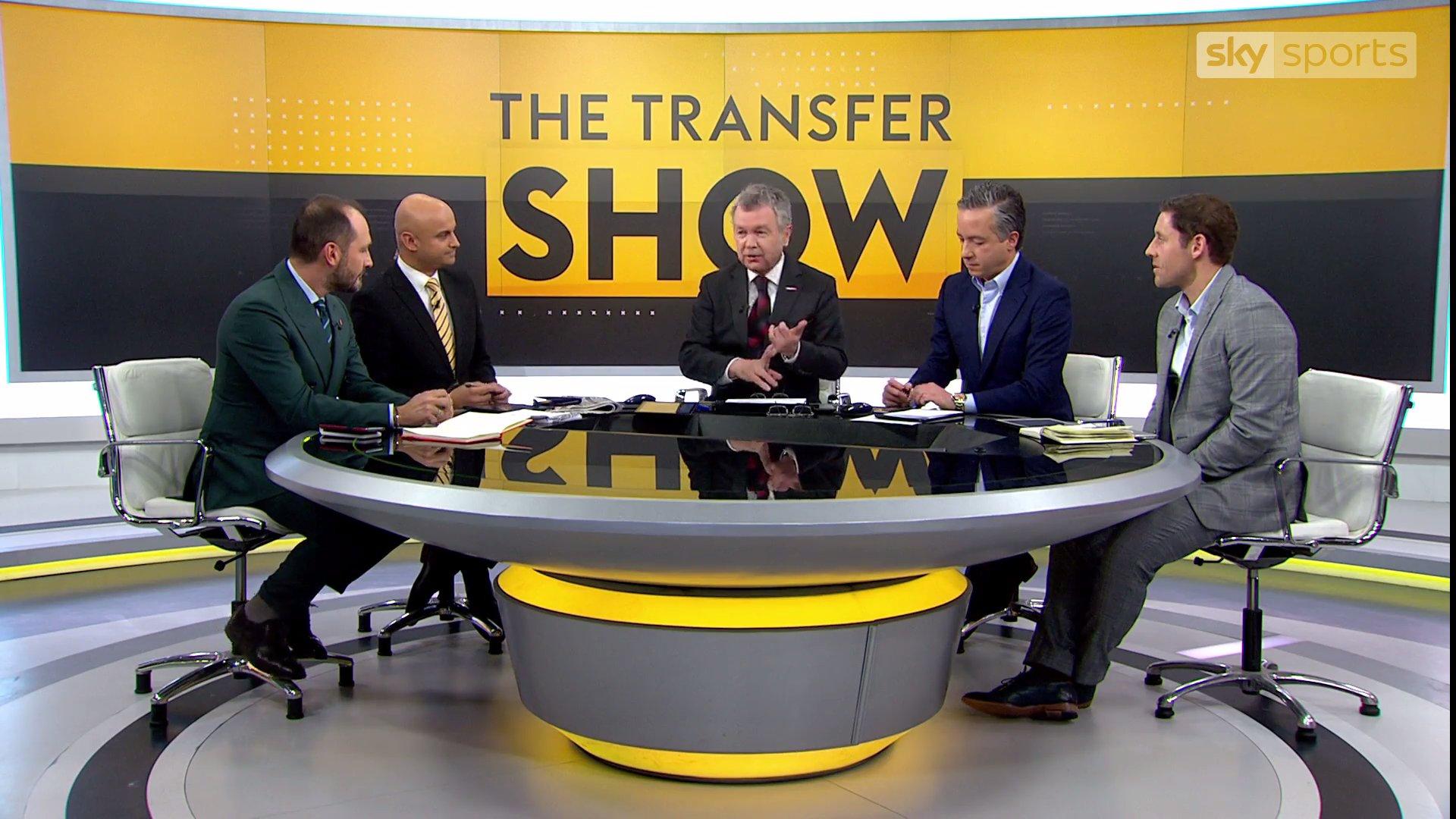Sky Sport, Di Marzio italiano incontra il Di Marzio inglese
