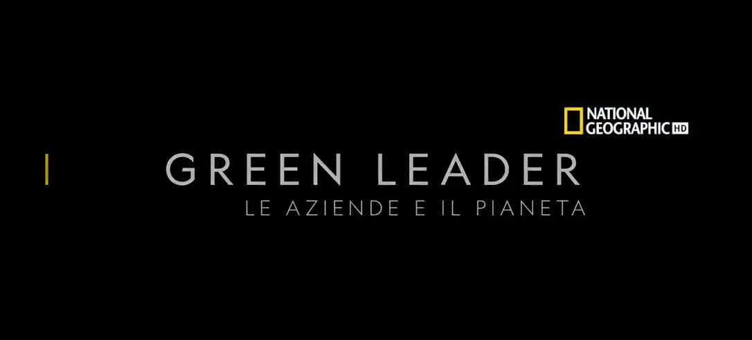 Green Leader – Le aziende e il pianeta, Minoli su National Geographic