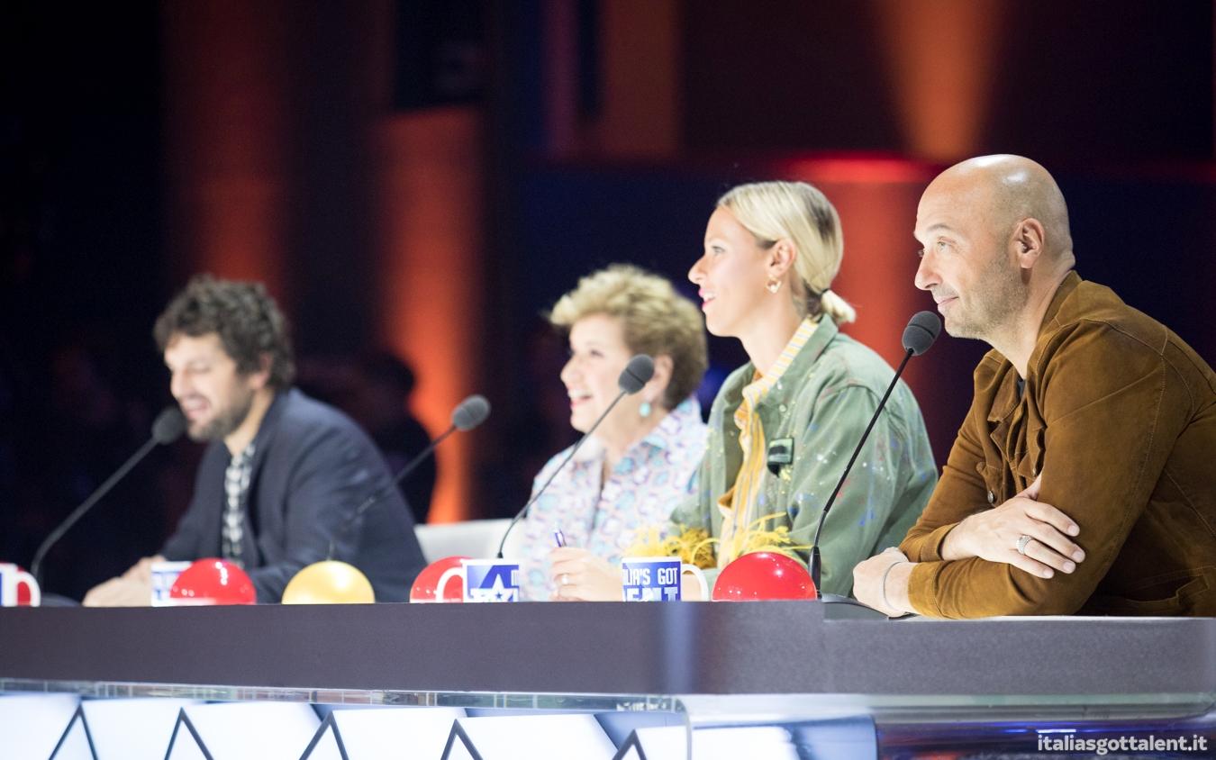 Terzo appuntamento su Sky Uno e TV8 con Italia's Got Talent 2020