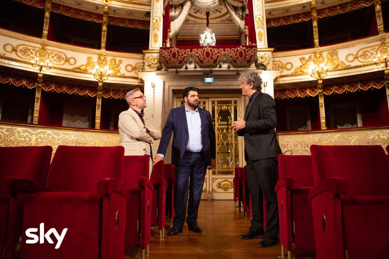 Sky Uno, Masterchef stasera sul palco del Teatro Regio di Parma