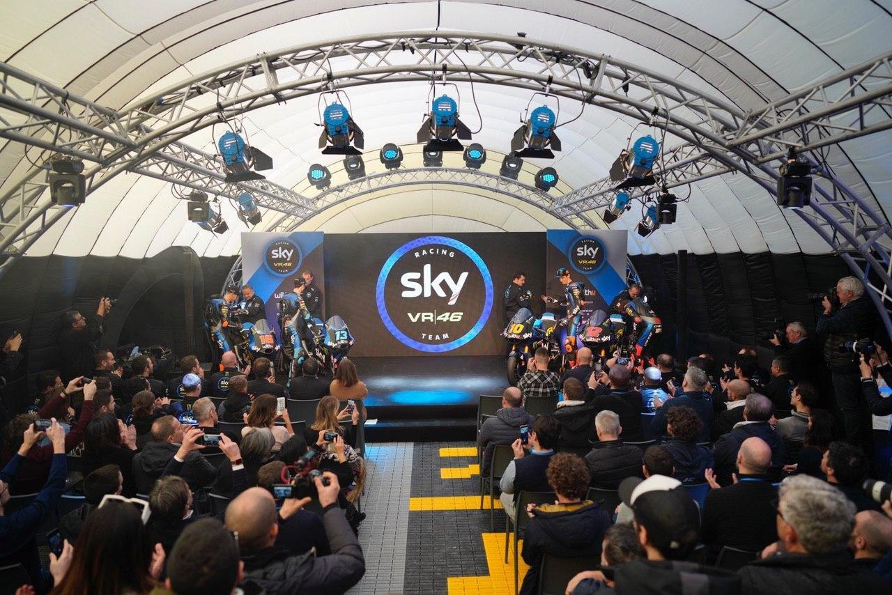 Sky Racing Team VR46 Stagione 2020, novità, certezze e ritorni