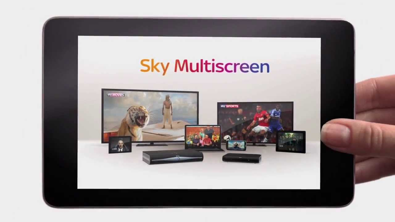 Variazioni servizio tecnologico opzione Sky Multiscreen non connesso