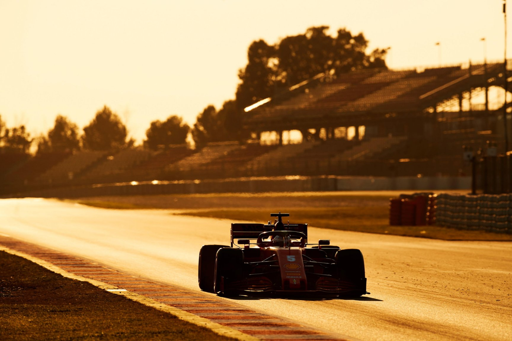 F1, continuano i test di Barcellona in diretta integrale su Sky  (26 - 28 febbraio 2020)