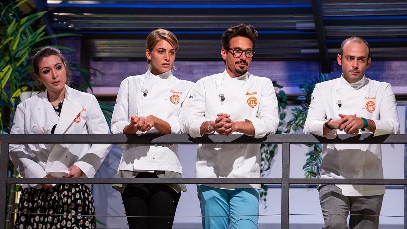 Masterchef Italia 2020 - Finale su Sky Uno | Antonio, Davide, Maria Teresa o Marisa