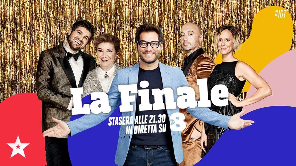 Italia's Got Talent, finale su Sky Uno e TV8. Brignano sostituisce Bastianich
