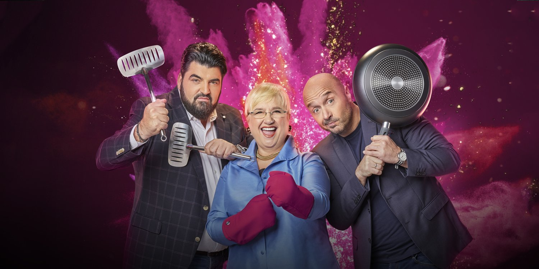 Family Food Fight, su Sky Uno e NOW TV si sfidano ai fornelli famiglie e tradizioni