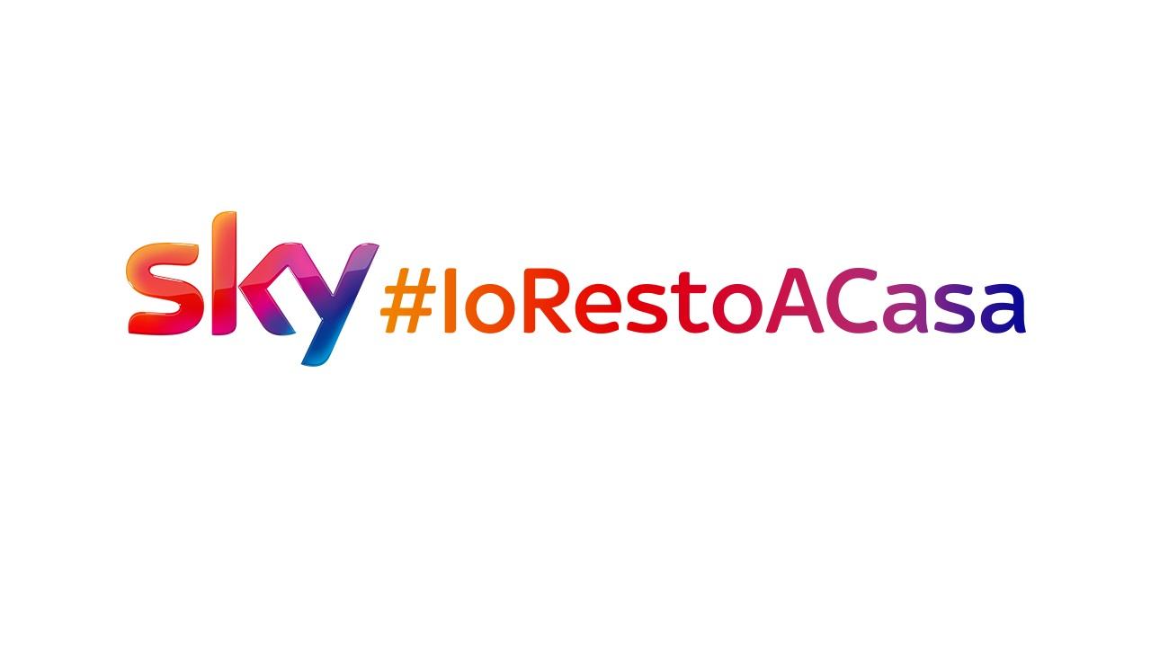 #SkyIoRestoACasa - Tutte le iniziative attive per emergenza Coronavirus