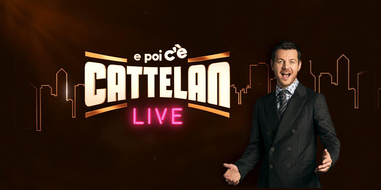 EPCC Live, torna in diretta su Sky Uno il late show con Alessandro Cattelan