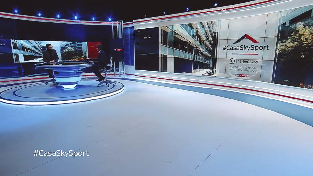 Sky Sport 24 sperimenta nuovi format come Juke Box e Casa Sky Sport