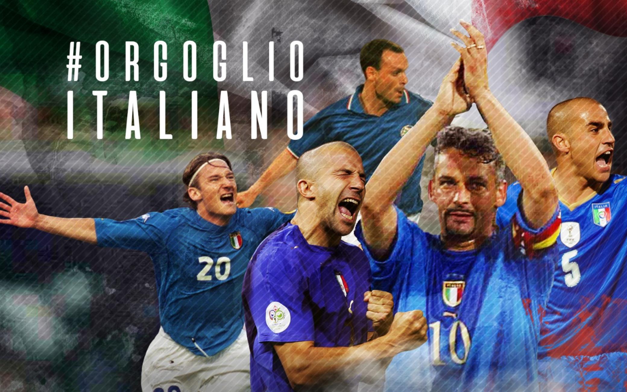 Sky Sport Classic, tra Pasqua e Pasquetta il meglio di Italia 90, Usa 94, Euro 2000
