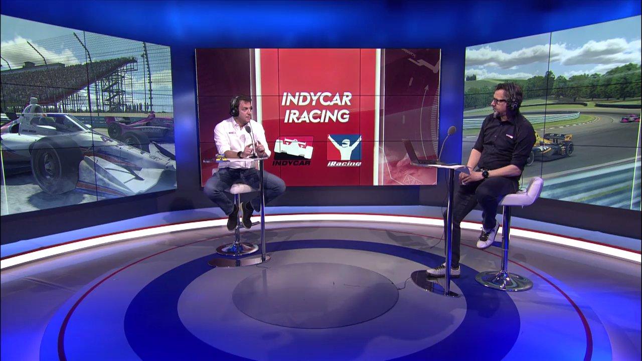 Sky Sport, un super weekend con le gare virtuali di eSports IndyCar e F1