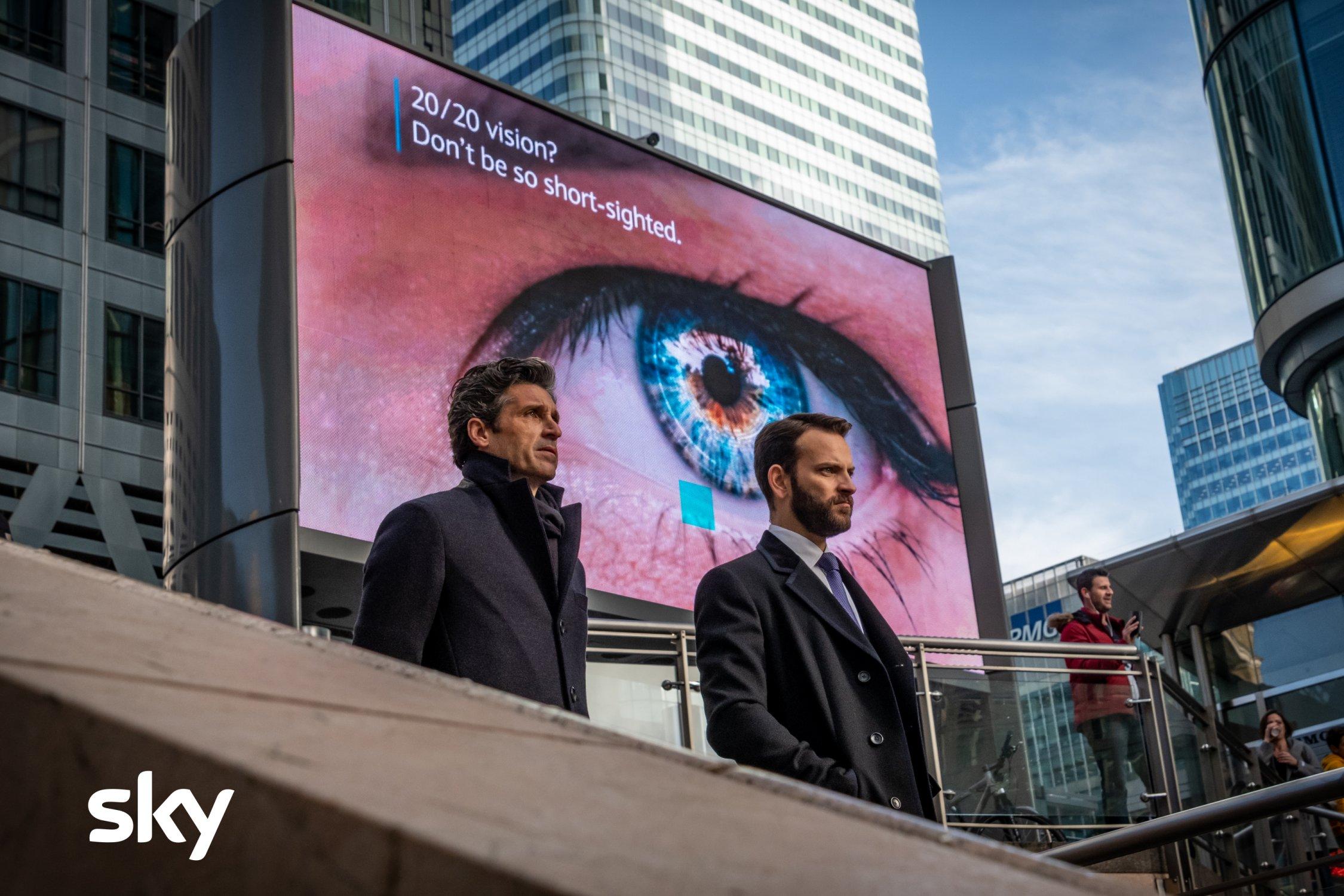 Diavoli, su Sky Atlantic e NOW TV misteri e cospirazioni per una storia di potere