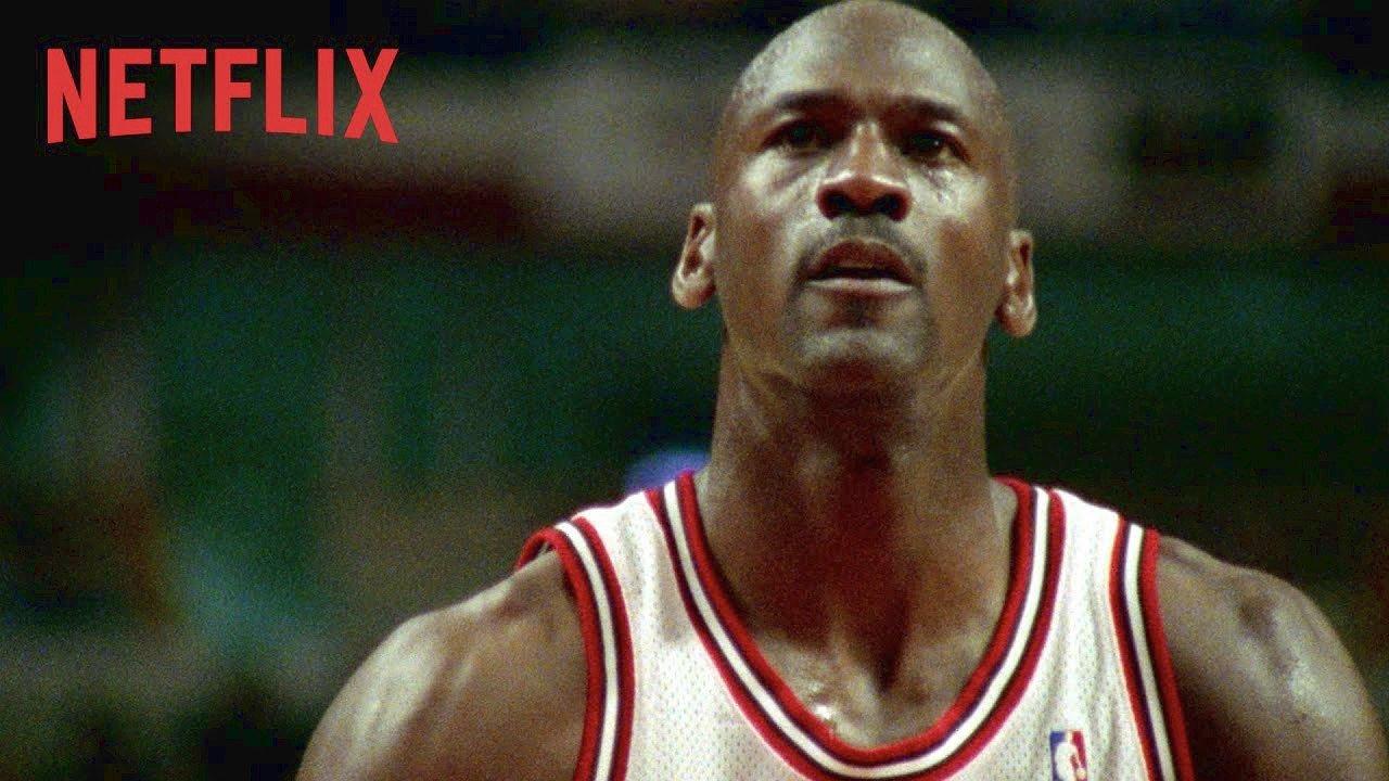 The Last Dance, la docu-serie con Michael Jordan e i Chicago Bulls su Netflix