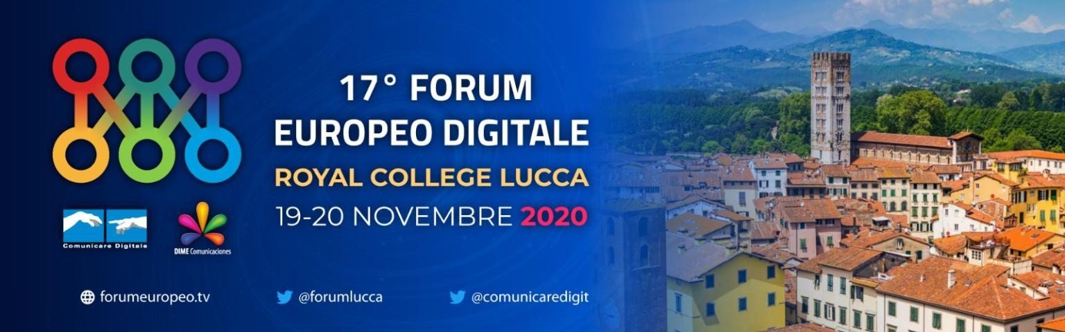 17.a edizione del FED 2020 a Lucca rinviata al 19 e 20 Novembre 2020