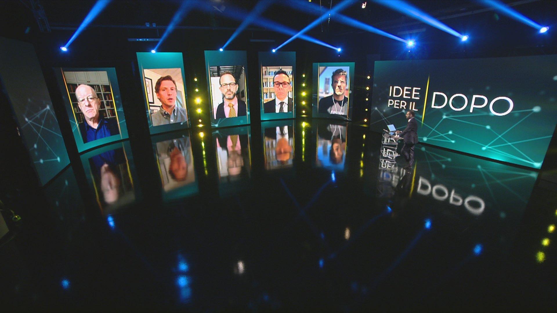 «Idee per il dopo», una tavola rotonda con esperti su Sky TG24