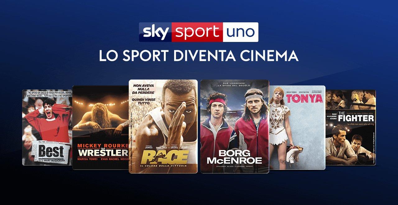 Lo Sport diventa Cinema, su Sky Sport sei film raccontano grandi atleti -  Digital-News