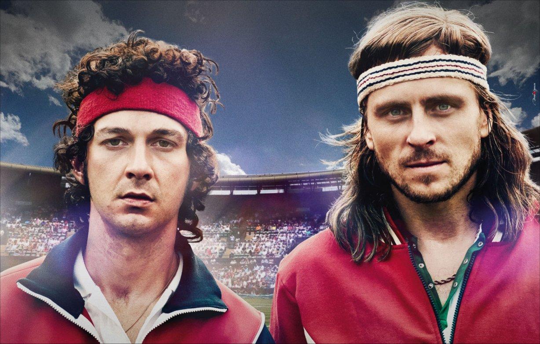 «Borg McEnroe», su Sky Sport Uno  la lunga rivalità tra due grandi campioni