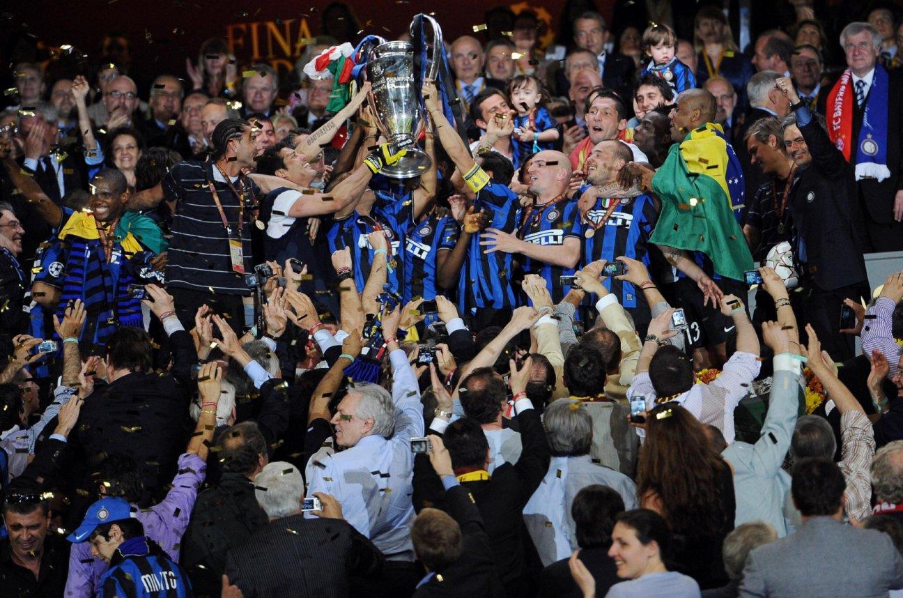 10 anni dopo, Sky Sport celebra anniversario del triplete Inter di Mourinho