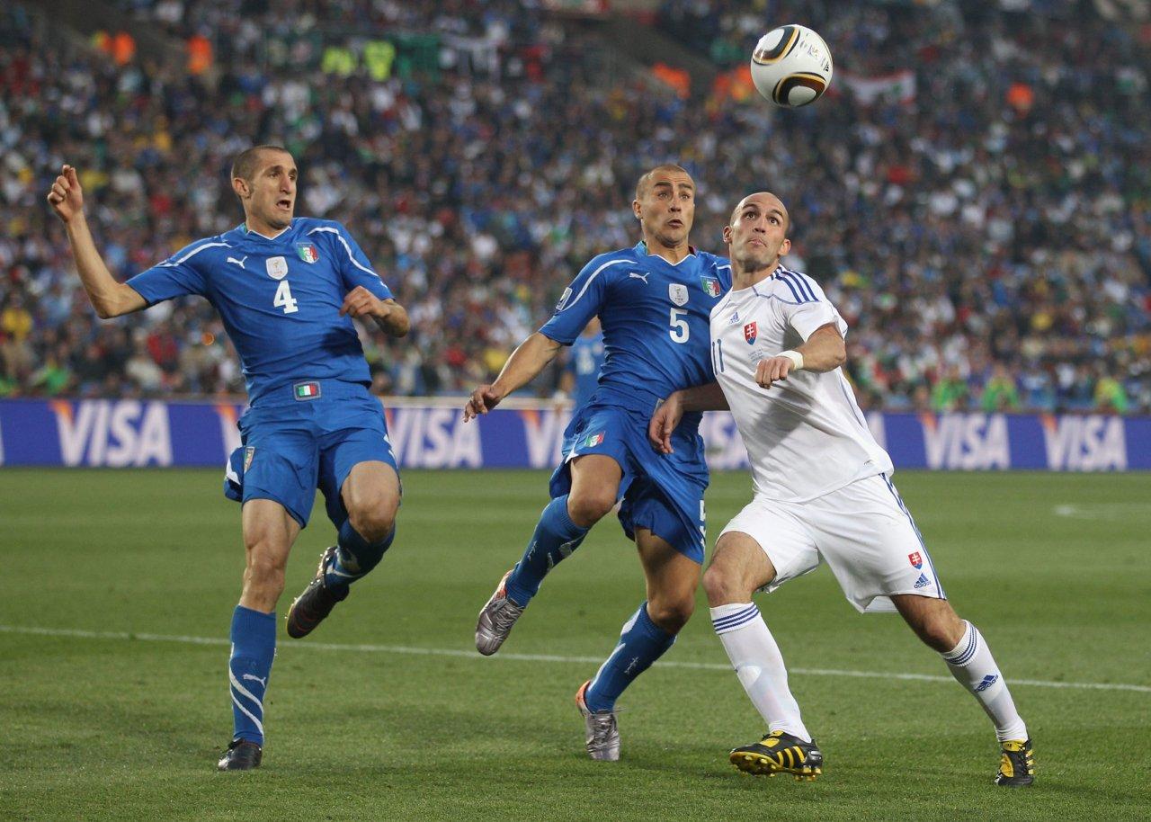 Sky Sport, sette giorni per rivivere le partite del Mondiale SudAfrica 2010