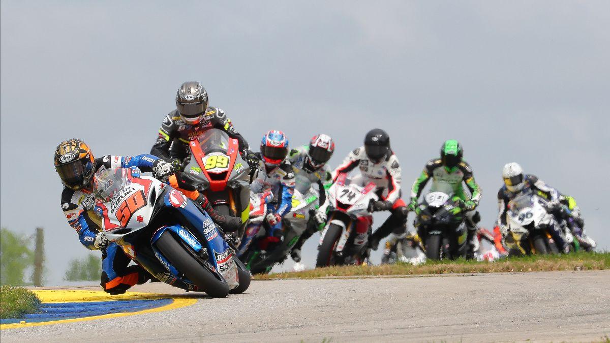 Eurosport media partner del Campionato MotoAmerica Superbike 2020