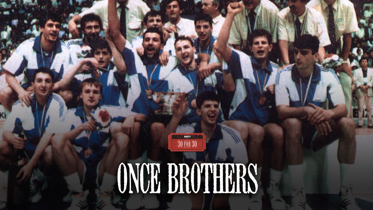 #SkyBuffaPresenta, Once Brothers – Divac e Petrovic su Sky Sport