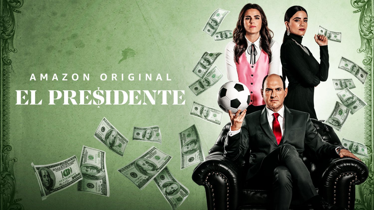El Presidente, in streaming su Amazon Prime Video racconta il FIFA Gate