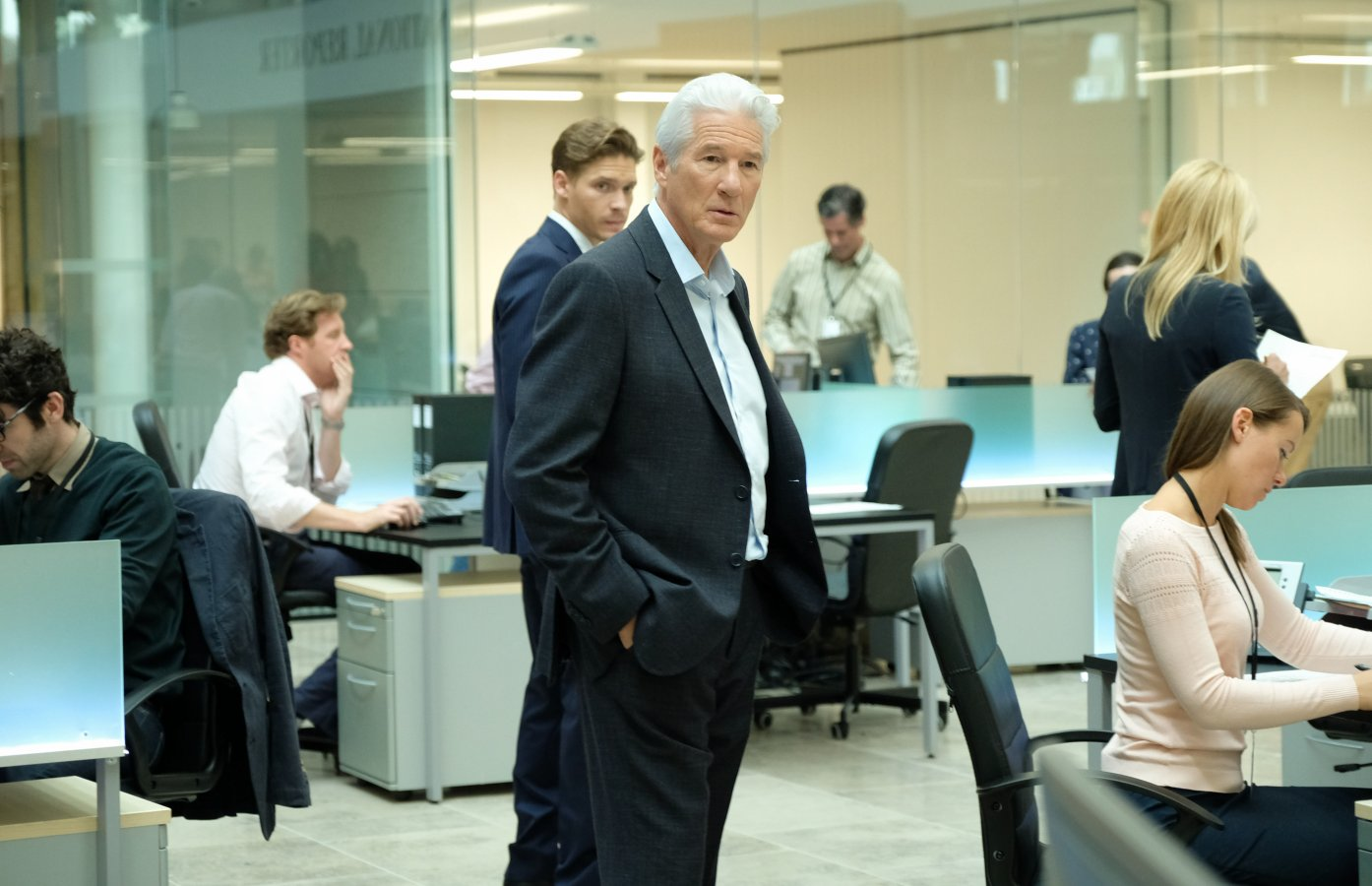 MotherFatherSon, su Sky e NOW TV Richard Gere protagonista di una serie tv