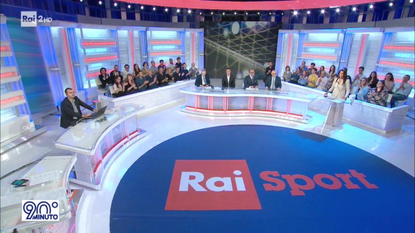 Varriale: «Pronti per la ripartenza del calcio in chiaro su Rai Sport»