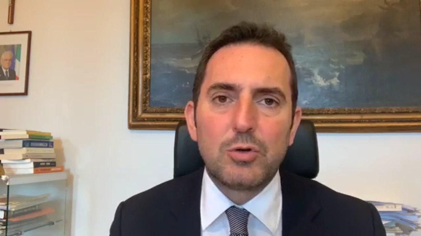 Spadafora: «Accordo per Serie A in chiaro? Ci stiamo riuscendo»