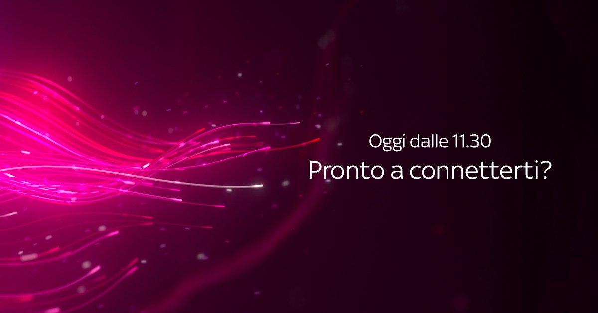 Sky WiFi. Pronto a Connetterti? Diretta Streaming su Digital-News.it